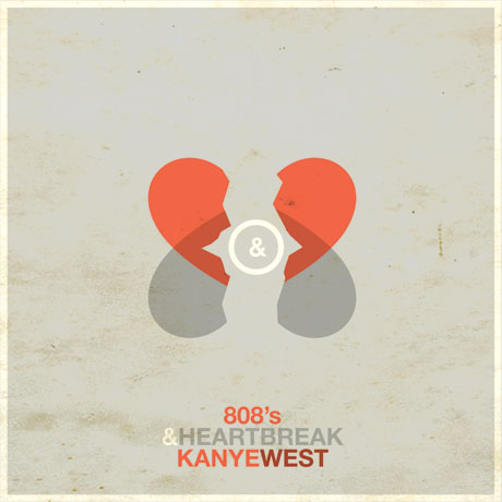 808s and heartbreak album cover